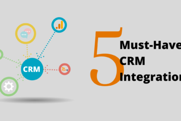 5 Must-Have CRM Integrations